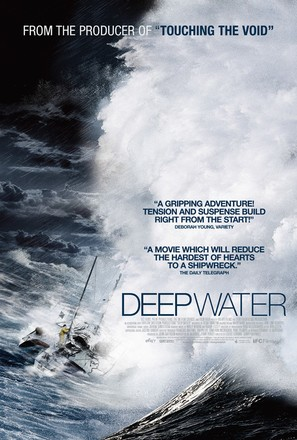 Deep Water - Movie Poster (thumbnail)