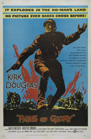 Paths of Glory - Movie Poster (thumbnail)