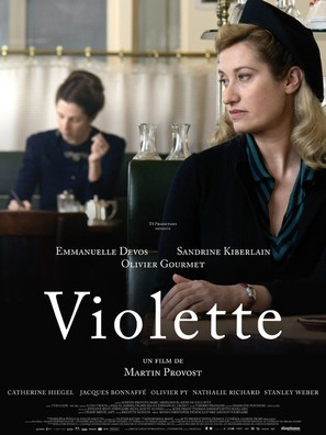 Violette - French Movie Poster (thumbnail)