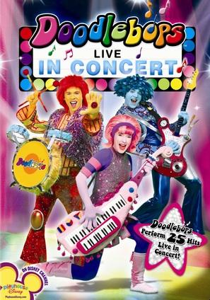 """The Doodlebops"" - DVD cover (thumbnail)"