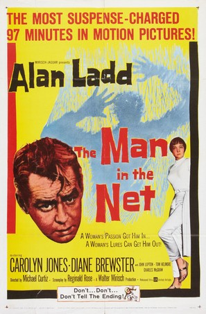 The Man in the Net - Movie Poster (thumbnail)