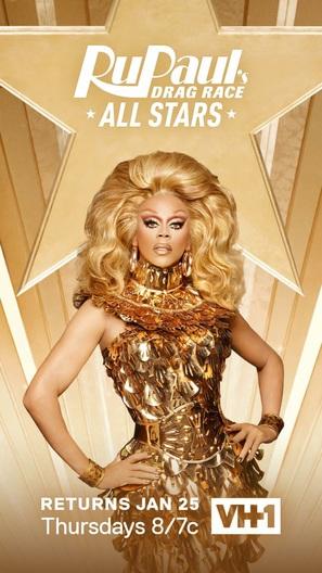 """RuPaul's All Stars Drag Race"" - Movie Poster (thumbnail)"