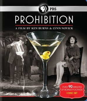 """Prohibition"" - Blu-Ray movie cover (thumbnail)"