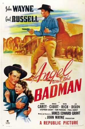 Angel and the Badman - Movie Poster (thumbnail)