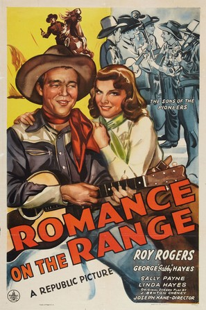 Romance on the Range - Movie Poster (thumbnail)