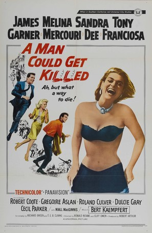 A Man Could Get Killed - Movie Poster (thumbnail)