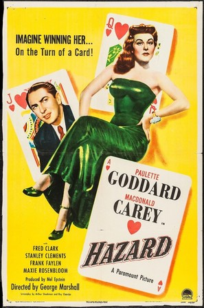 Hazard - Movie Poster (thumbnail)
