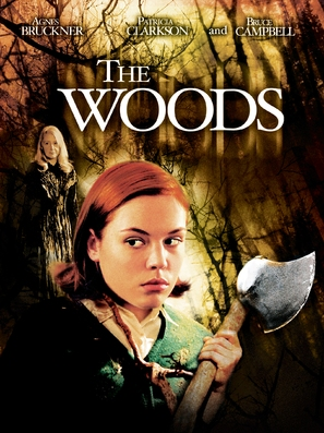 The Woods - Movie Cover (thumbnail)