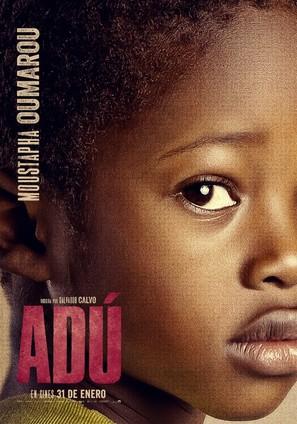 Adú - Spanish Movie Poster (thumbnail)