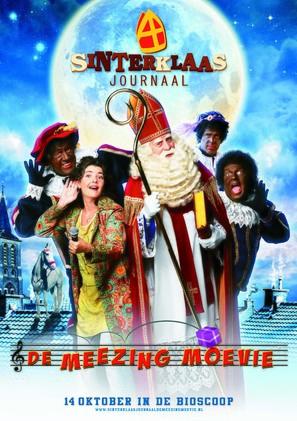 Sinterklaasjournaal de meezingmoevie - Dutch Movie Poster (thumbnail)