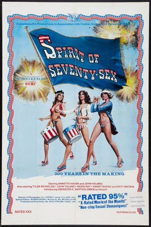 Spirit of Seventy Sex - Movie Poster (thumbnail)