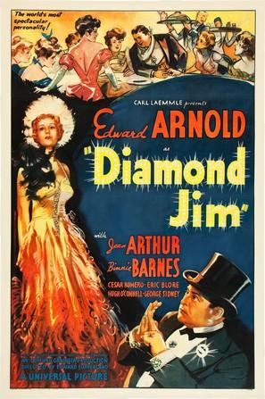 Diamond Jim - Movie Poster (thumbnail)