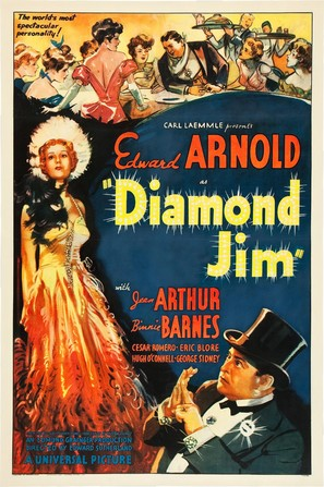 Diamond Jim - Movie Poster (thumbnail)