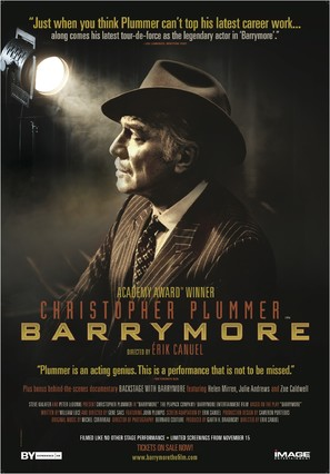 Barrymore - Movie Poster (thumbnail)