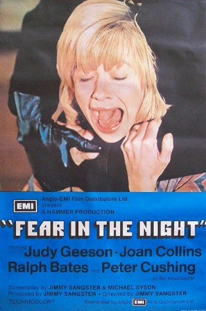 Fear in the Night - Movie Poster (thumbnail)