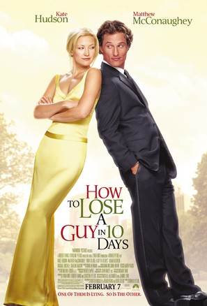 How to Lose a Guy in 10 Days - Movie Poster (thumbnail)