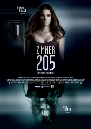 205 - Zimmer der Angst - German Movie Poster (thumbnail)