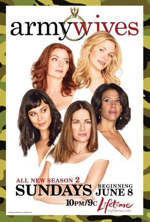 """""""Army Wives"""" - Movie Poster (thumbnail)"""