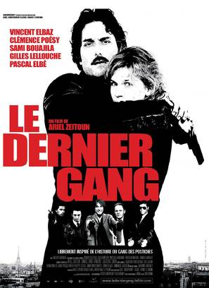 Le dernier gang - French Movie Poster (thumbnail)
