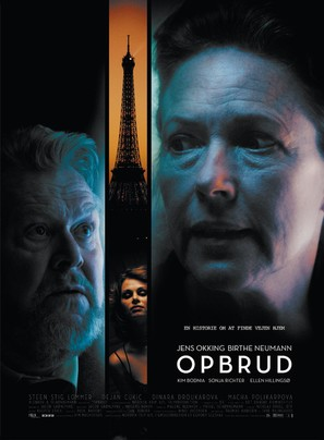 Opbrud - Danish Movie Poster (thumbnail)