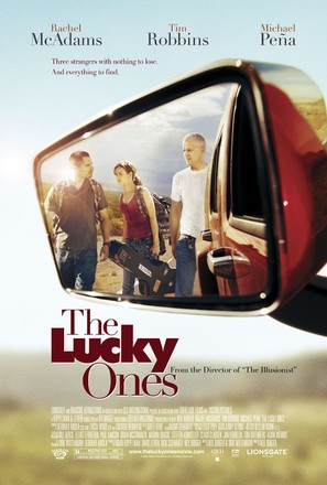 The Lucky Ones - Theatrical poster (thumbnail)