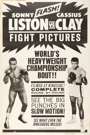 World Heavyweight Championship Bout: Charles 'Sonny' Liston vs. Cassius Clay - Movie Poster (thumbnail)