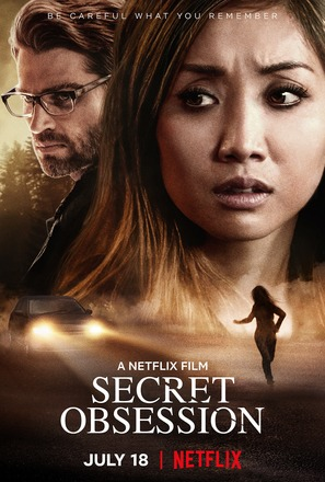 Secret Obsession - Movie Poster (thumbnail)