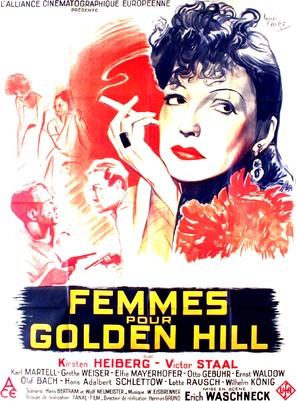 Frauen für Golden Hill
