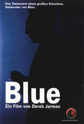 Blue - German Movie Poster (thumbnail)