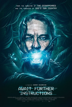 Await Further Instructions - British Movie Poster (thumbnail)