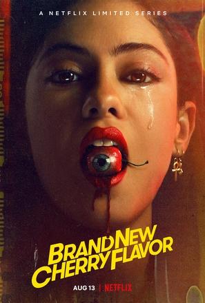 """Brand New Cherry Flavor"""