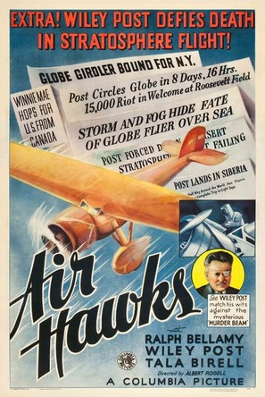 Air Hawks - Movie Poster (thumbnail)
