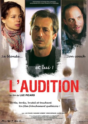 Audition, L' - French Movie Poster (thumbnail)