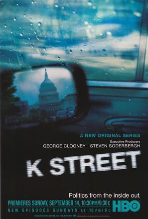 """K Street"" - Movie Poster (thumbnail)"