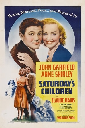 Saturday's Children - Movie Poster (thumbnail)