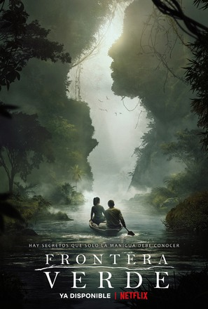 """""""Frontera Verde"""" - Colombian Movie Poster (thumbnail)"""