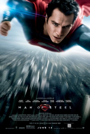 Man of Steel - Movie Poster (thumbnail)