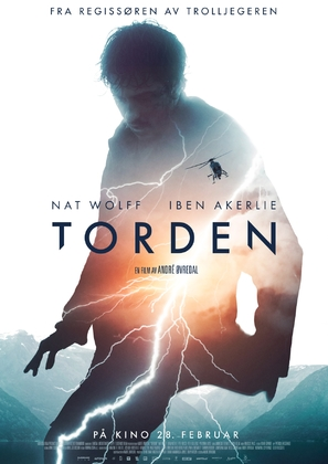 Mortal - Norwegian Movie Poster (thumbnail)