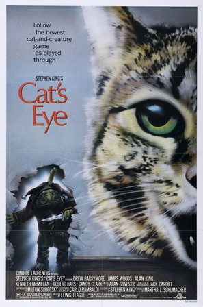 Cat's Eye - Movie Poster (thumbnail)