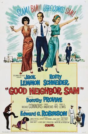 Good Neighbor Sam - Movie Poster (thumbnail)
