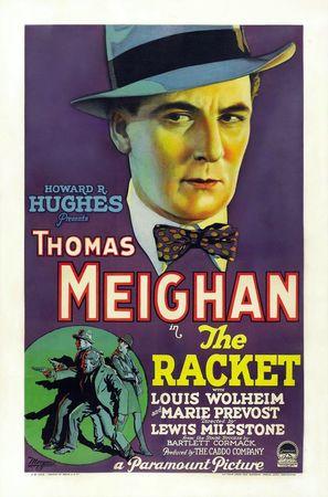 The Racket - Movie Poster (thumbnail)