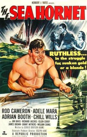The Sea Hornet - Movie Poster (thumbnail)
