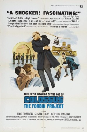 Colossus: The Forbin Project - Movie Poster (thumbnail)