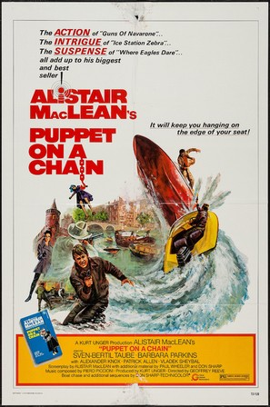 Puppet on a Chain - Movie Poster (thumbnail)