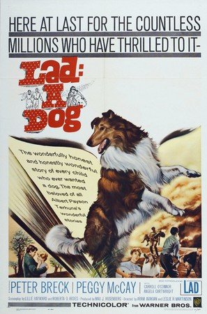 Lad: A Dog - Movie Poster (thumbnail)