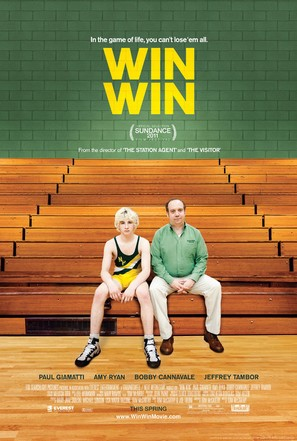 Win Win - Movie Poster (thumbnail)
