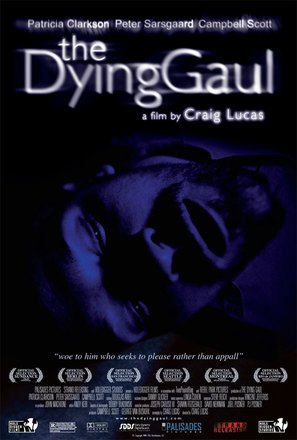 The Dying Gaul - poster (thumbnail)