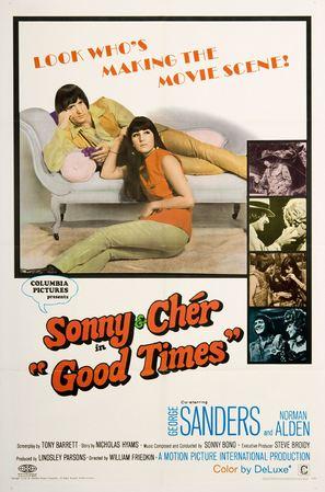 Good Times - Movie Poster (thumbnail)