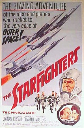 The Starfighters - Movie Poster (thumbnail)