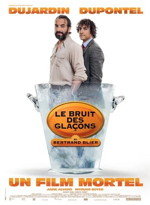 Le bruit des glaçons - French Movie Poster (thumbnail)